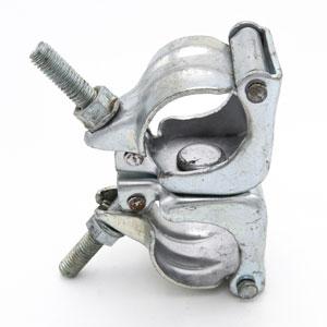 Raccords orientables acier embouti standard